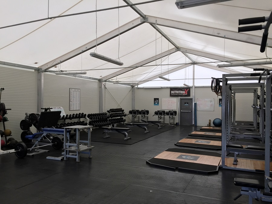 How temporary is a temporary building?