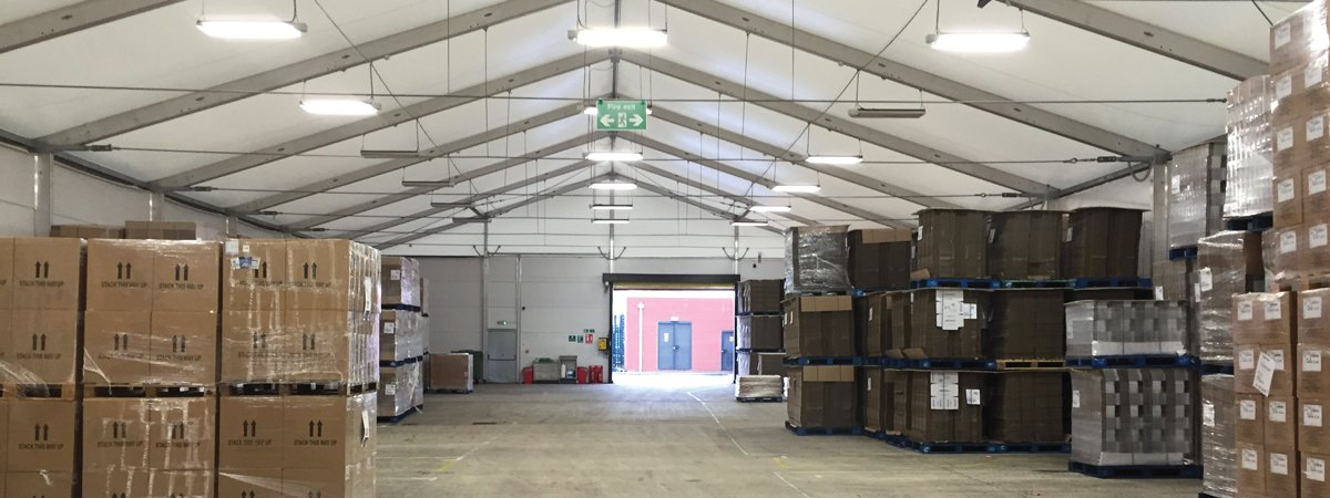 How much does it cost to build a warehouse