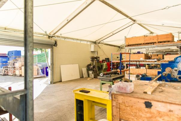 Temporary Workshop Buildings Amp Warehousing Solutions Aganto